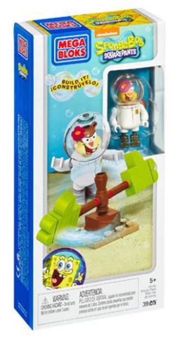 Mega Bloks Spongebob Squarepants Series 3 Gym Squidward,New And Sealed.