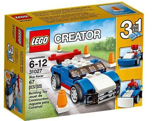 LEGO Creator Blue Racer Set #31027