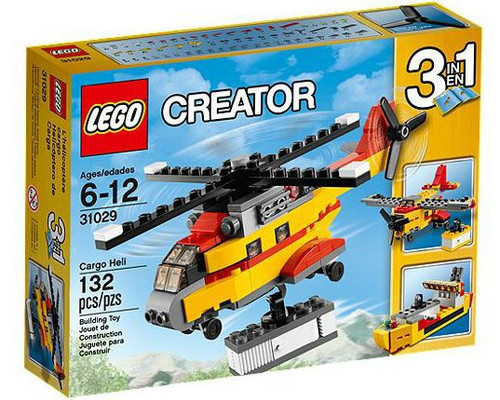 LEGO Creator Cargo Heli Set #31029