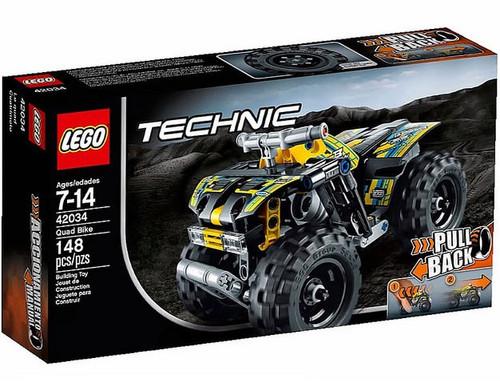LEGO Technic Quad Bike Set #42034