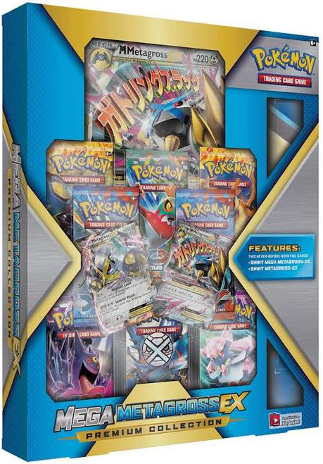 Pokemon Trading Card Game Mega Metagross EX Premium Collection
