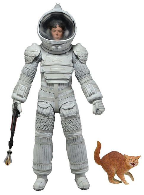NECA Alien Series 4 Ellen Ripley (Compression Suit) Action Figure