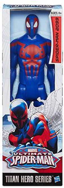 Ultimate Spider-Man Titan Hero Series Spider-Man 2099 Action Figure