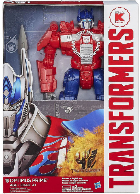 "Transformers Age of Extinction Titan Heroes Optimus Prime Exclusive 12"" Action Figure"