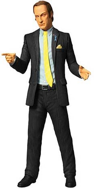 Breaking Bad Better Call Saul Saul Goodman Action Figure [Blue Suit]