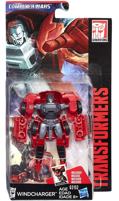 Transformers Generations Combiner Wars Windcharger Legend Action Figure