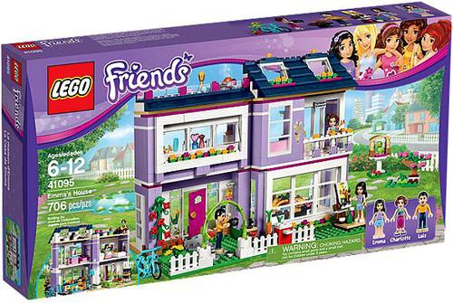 LEGO Friends Emma's House Set #41095