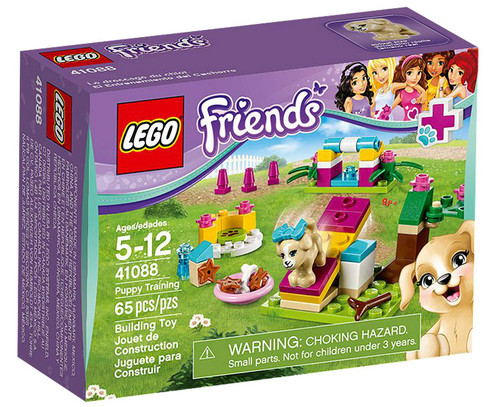 LEGO Friends Puppy Training Set #41088