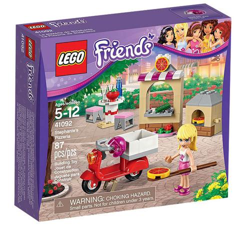 LEGO Friends Stephanie's Pizzeria Set #41092