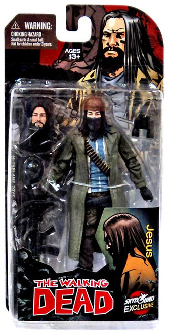 McFarlane Toys The Walking Dead Comic Jesus Exclusive Action Figure [Color]