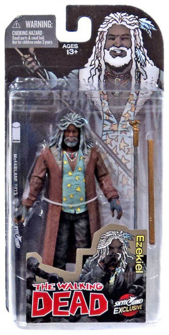McFarlane Toys The Walking Dead Comic Ezekiel Exclusive Action Figure [Color]