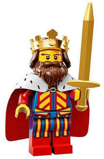 LEGO Minifigures Series 13 Classic King Minifigure [Loose]