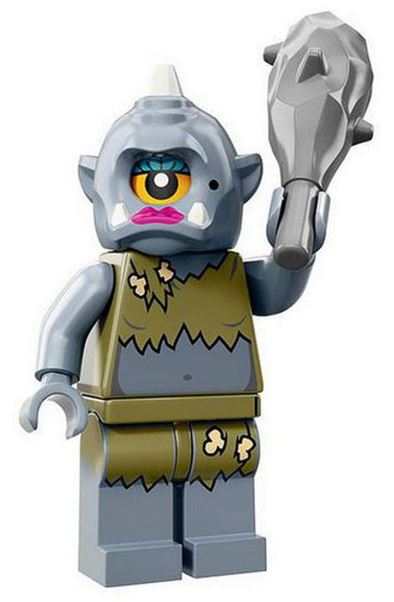 LEGO Minifigures Series 13 Lady Cyclops Minifigure [Loose]