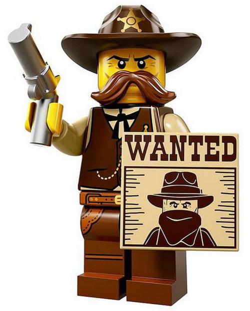 LEGO Minifigures Series 13 Sheriff Minifigure [Loose]