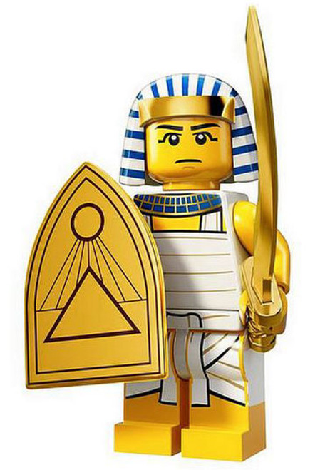 LEGO Minifigures Series 13 Egyptian Warrior Minifigure [Loose]