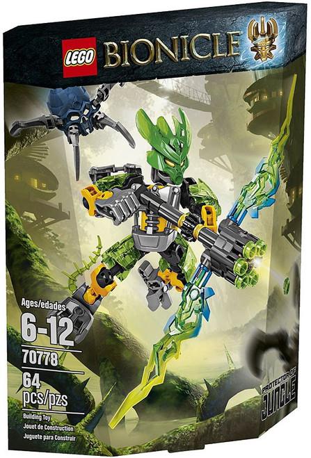 LEGO Bionicle Protector of Jungle Set #70778