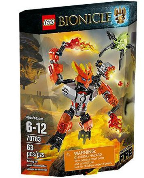 LEGO Bionicle Protector of Fire Set #70783