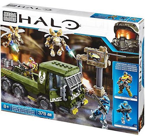 Mega Bloks Halo Covenant Drone Outbreak Set #97511