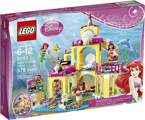 LEGO Disney Princess Ariel's Undersea Palace Set #41063