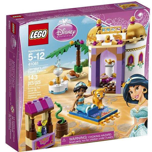 LEGO Disney Princess Jasmine's Exotic Palace Set #41061