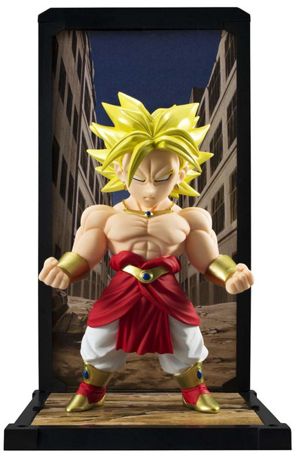 Dragon Ball Z Tamashii Buddies Super Saiyan Broly Figure #007