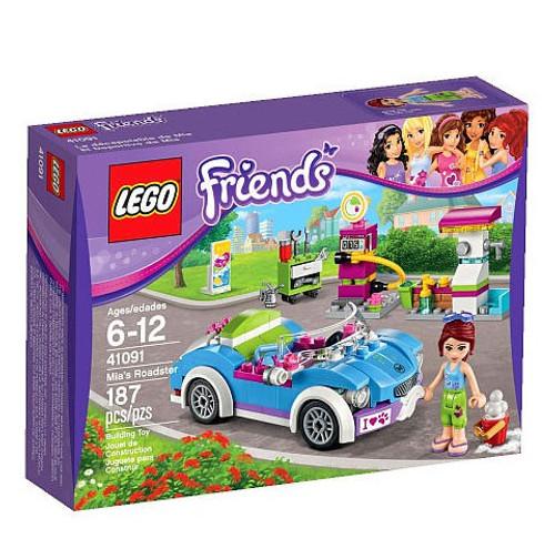 LEGO Friends Mias Roadster Set #41091