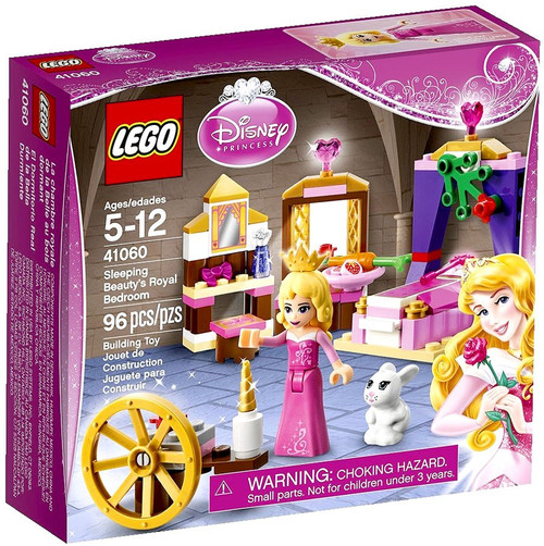 LEGO Disney Princess Sleeping Beauty's Royal Bedroom Set #41060