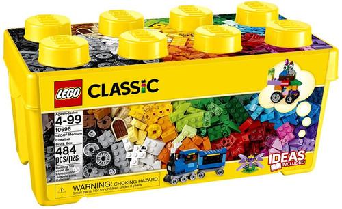 LEGO Classic Medium Creative Brick Set #10696