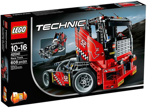 LEGO Technic Race Truck Set #42041