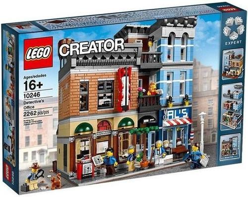 LEGO Creator Detective's Office Set #10246