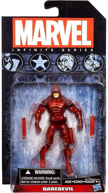 Marvel Avengers Infinite Series 4 Daredevil Action Figure