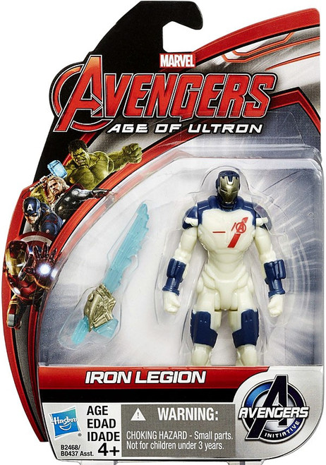 Marvel Avengers Age of Ultron All Stars Iron Legion Action Figure