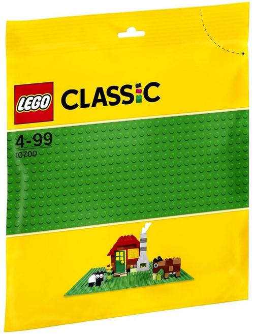 LEGO Classic Green Baseplate Set #10700