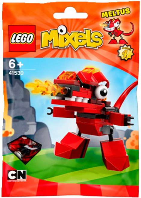 LEGO Mixels Series 4 MELTUS Set #41530 [Bagged]