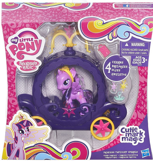 My Little Pony Friendship is Magic Cutie Mark Magic Princess Twilight Sparkle Figure