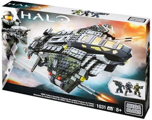 Mega Bloks Halo UNSC Vulture Gunship Set #38140