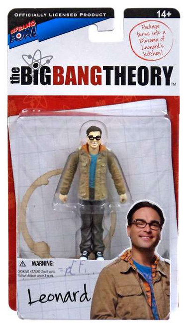 The Big Bang Theory Series One Leonard Action Figure