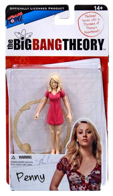 The Big Bang Theory Series One Penny Action Figure
