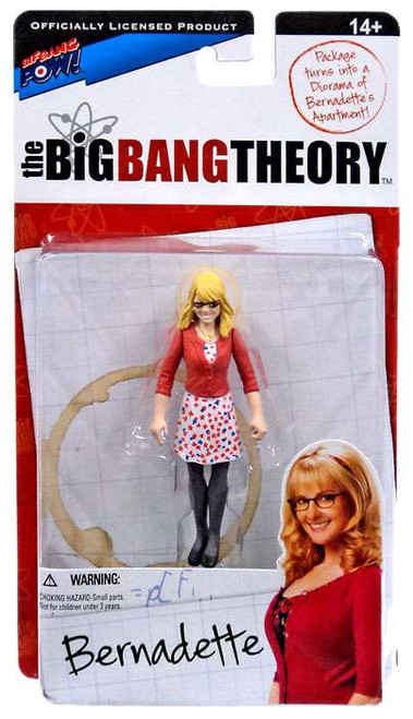 The Big Bang Theory Series One Bernadette Action Figure