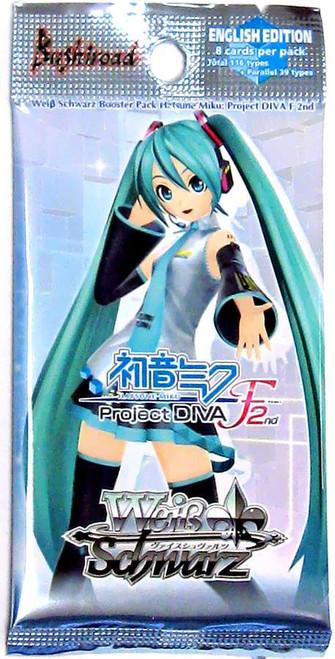 Weiss Schwarz Hatsune Miku: Project DIVA F 2nd Booster Pack