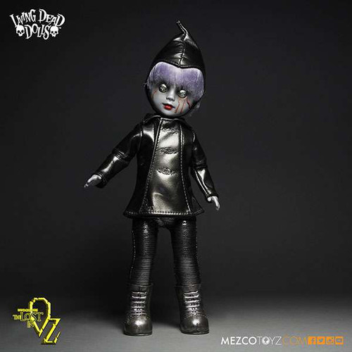 Living Dead Dolls Lost In Oz Bride of Valentine as Tin Man 10-Inch Doll