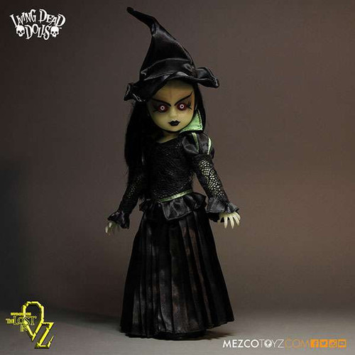 Living Dead Dolls Lost In Oz Walpurgis as The Witch 10-Inch Doll