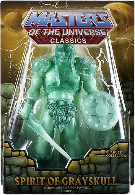 Masters of the Universe Classics Spirit of Grayskull Action Figure