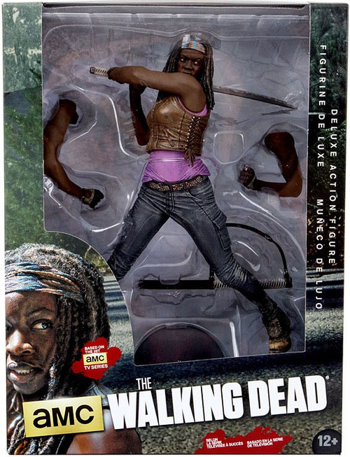 McFarlane Toys The Walking Dead AMC TV Michonne Deluxe Action Figure
