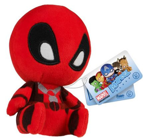 Funko Marvel Mopeez Deadpool Plush
