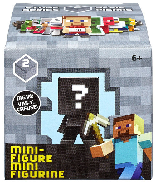 Minecraft Stone Series 2 Mystery Pack