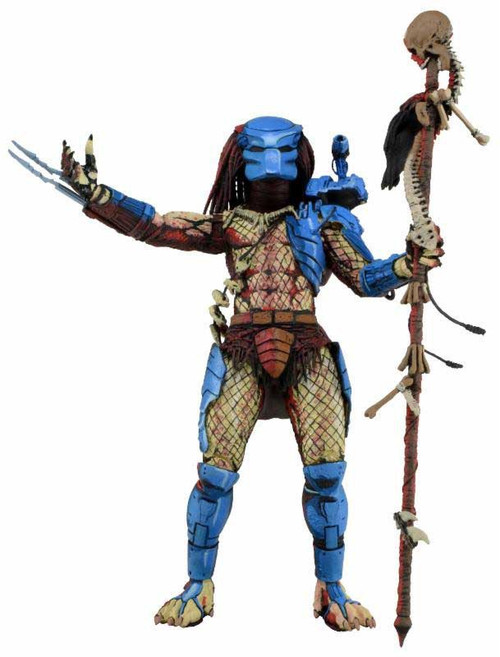 NECA Dark Horse Comic Series Predator Action Figure [25th Anniversary]