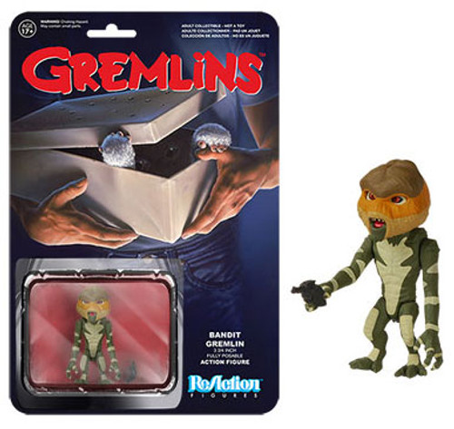 Funko Gremlins ReAction Bandit Gremlin Action Figure