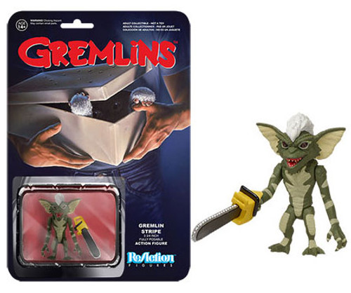 Funko Gremlins ReAction Gremlin Stripe Action Figure