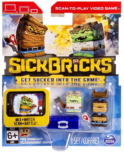 Sick Bricks Rotten Walker & Harry Fangface Minifigure 2-Pack